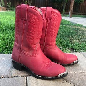 Durango kids western boots